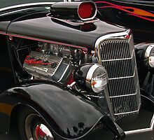 1935 Ford Roadster by WildBillPho