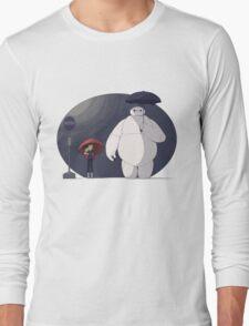 Big Hero 6 Totoro Long Sleeve T-Shirt