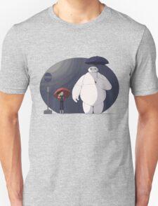 Big Hero 6 Totoro Unisex T-Shirt