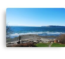 Picnic Point Canvas Print