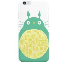 Totoro Ghibli iPhone Case/Skin