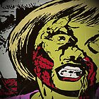 American Zombie Comic Woman  by americanzombie