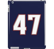 #47 iPad Case/Skin