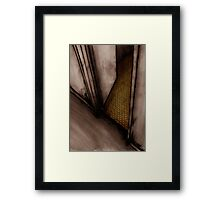 The Room Framed Print