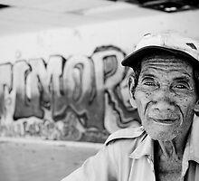 Avô Adão - Timor-Leste 2008 by Jorge de Araujo