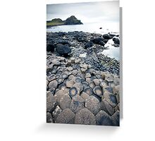 The Giants Causeway 2 Greeting Card