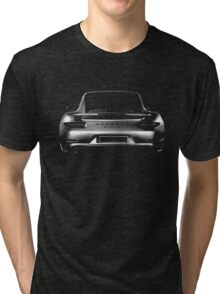 porsche 911 turbo s Tri-blend T-Shirt