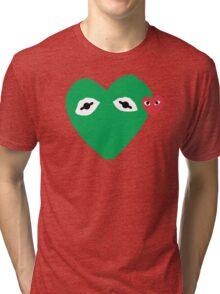 Kermit Des Garcons Tri-blend T-Shirt