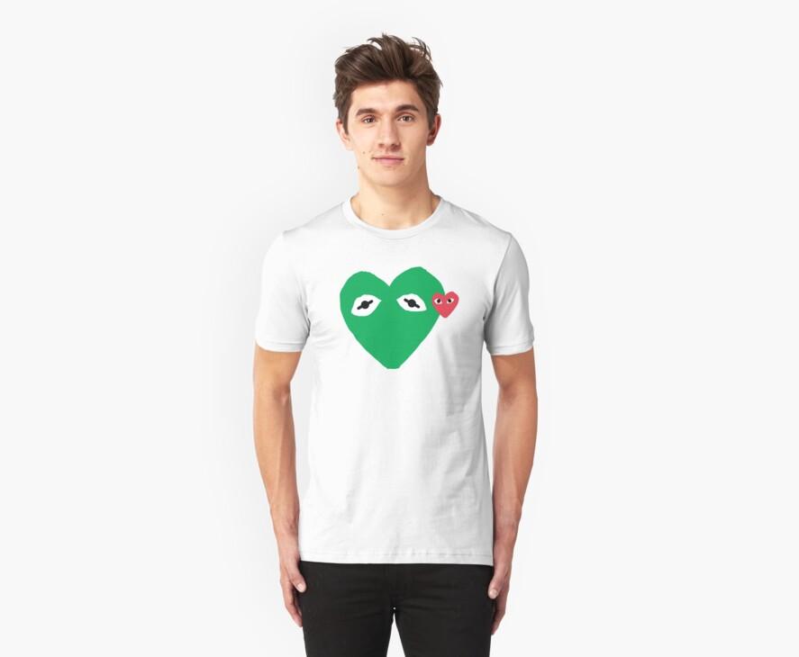 Kermit Des Garcons by koujix0