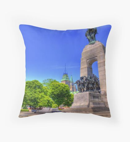 Tomb of the Unknown Soldier (3) Throw Pillow