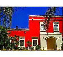 Latin Colors Photographic Print