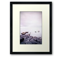 The Giants Causeway 4 Framed Print
