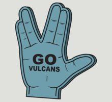 Go Vulcans by popularthreadz