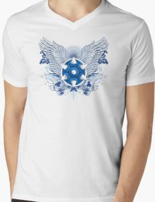 Blue Shell // I'm Coming for You Mens V-Neck T-Shirt