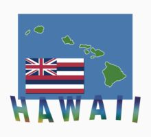 Hawaii State flag by peteroxcliffe