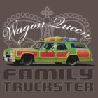 Wagon Queen Family Truckster by ChickenSashimi