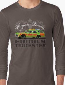 Wagon Queen Family Truckster Long Sleeve T-Shirt