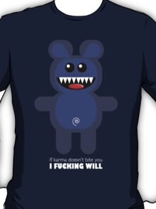 BEAR KARMA T-Shirt