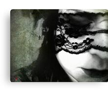 Blind Faith Canvas Print