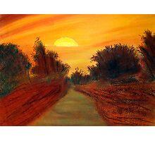 Beauty of Sunrise Photographic Print