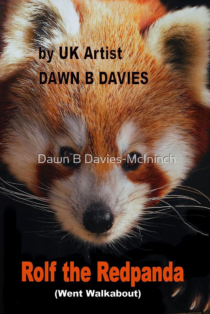 Rolf the Redpanda E-BOOK by Dawn B Davies-McIninch