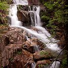 Katahdin Stream Falls by Patrick Downey