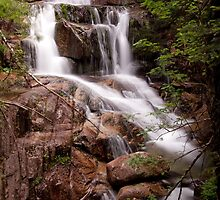 Katahdin Stream Falls by Patrick Downey