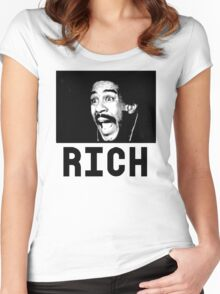 Rich-P Women's Fitted Scoop T-Shirt