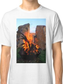 Spring Solstice Fire Classic T-Shirt
