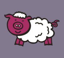 Piggysheep design for clothing Kids Clothes