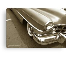 Classic Car 194 Canvas Print