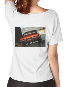 MRBADQ's Rear End. Women's Relaxed Fit T-Shirt
