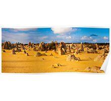 110618 Nambung National Park Pinnacles 5 Poster