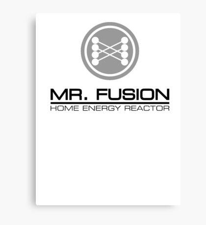 Mr. Fusion Canvas Print