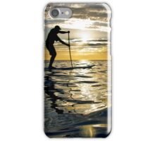 Thats a paddling iPhone Case/Skin