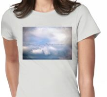 GOING HOME Womens Fitted T-Shirt