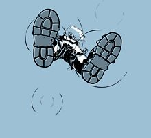 Ninjutsu! Art 21: walk on water! - Rebirth Unisex T-Shirt