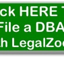 Filing a DBA in Los Angeles by smythnival