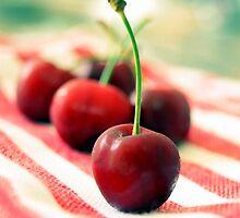 Cherries by Blanchi-photos