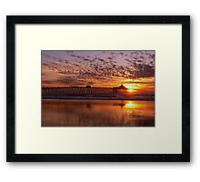'Til We Meet Again Framed Print
