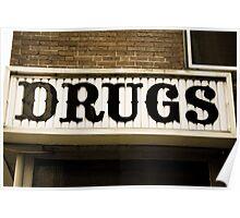 DRUGS Poster