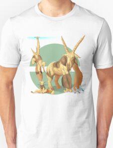 Alakazam -  Badass Realistic Redesign Unisex T-Shirt