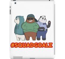 Squad Goals iPad Case/Skin