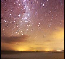 1st go @ Star Trails by Jason Allan