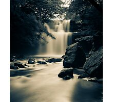 Summerhill Force Photographic Print