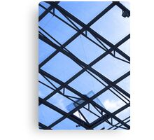 Greenwich skylight Canvas Print