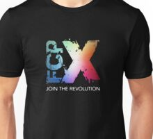 Join the FCPX Revolution Unisex T-Shirt