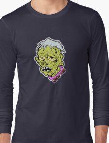 American Sad Zombie Head  T-Shirt