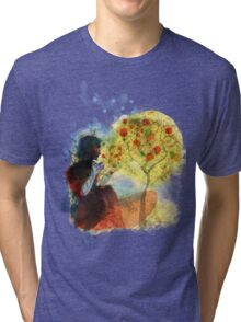 a whisper for mother nature Tri-blend T-Shirt