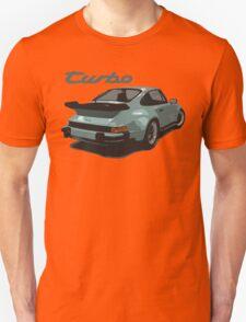 porsche, 911, turbo Unisex T-Shirt